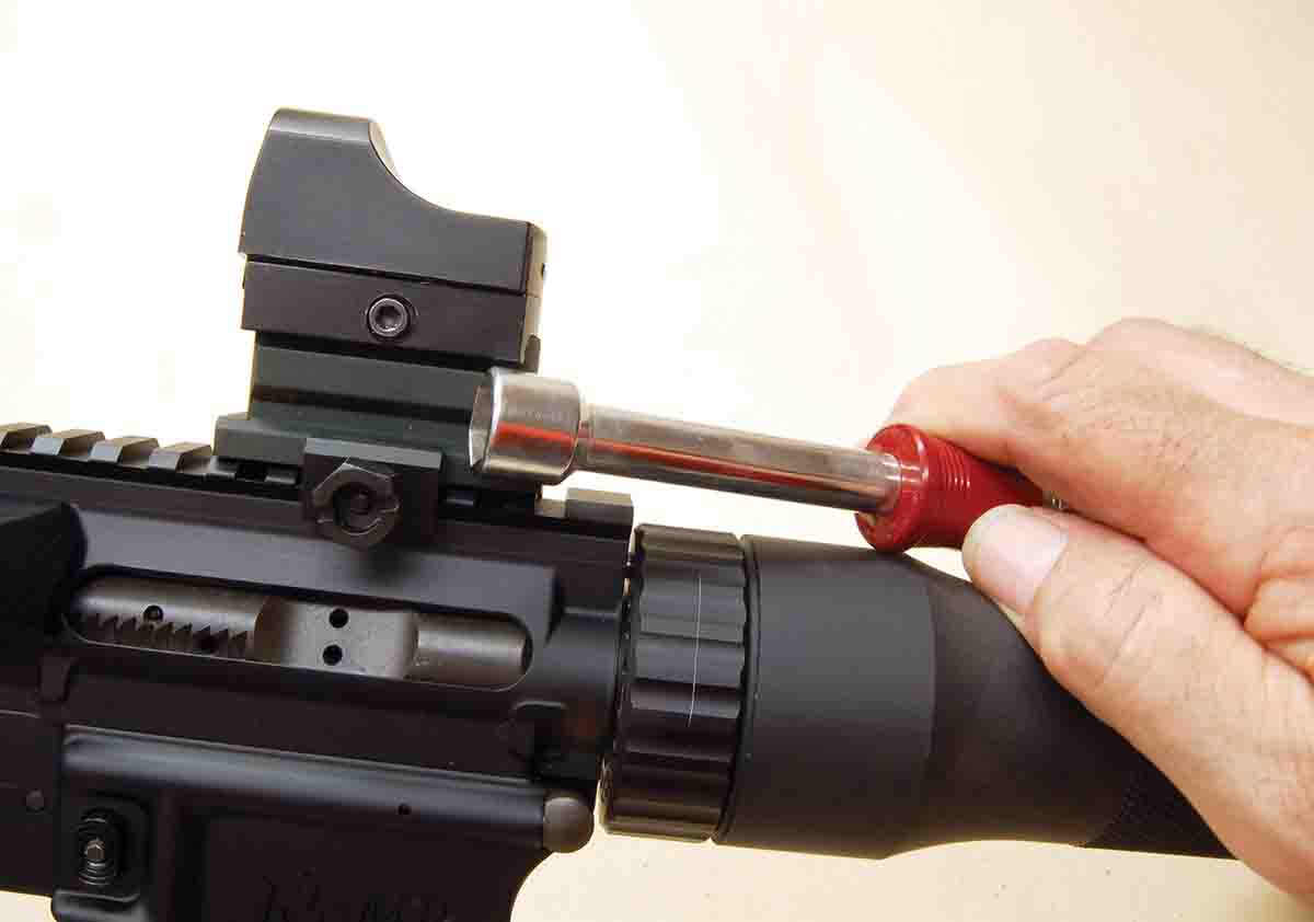 A tool called a nut driver is the way to tighten a clamp without damage or breakage.