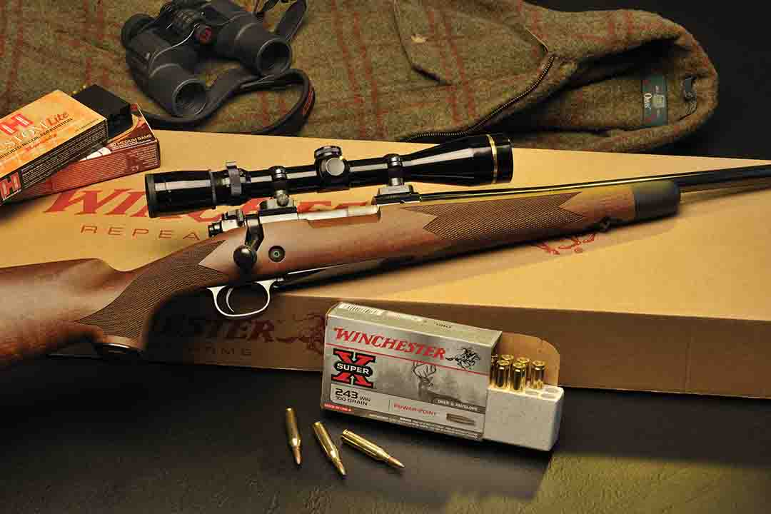In a pleasing setting, the Model 70 Super Grade is a superb rifle for the price.