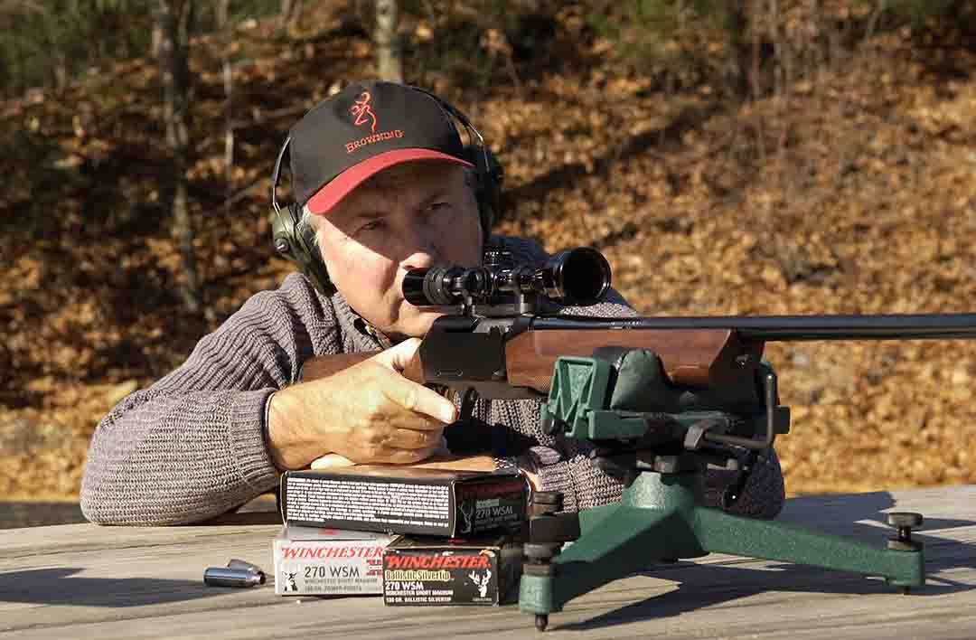 Over the years, Stan has had the opportunity to test and hunt with a variety of Browning BAR rifles. All were accurate, easy on the shoulder and priced right for the American hunter.