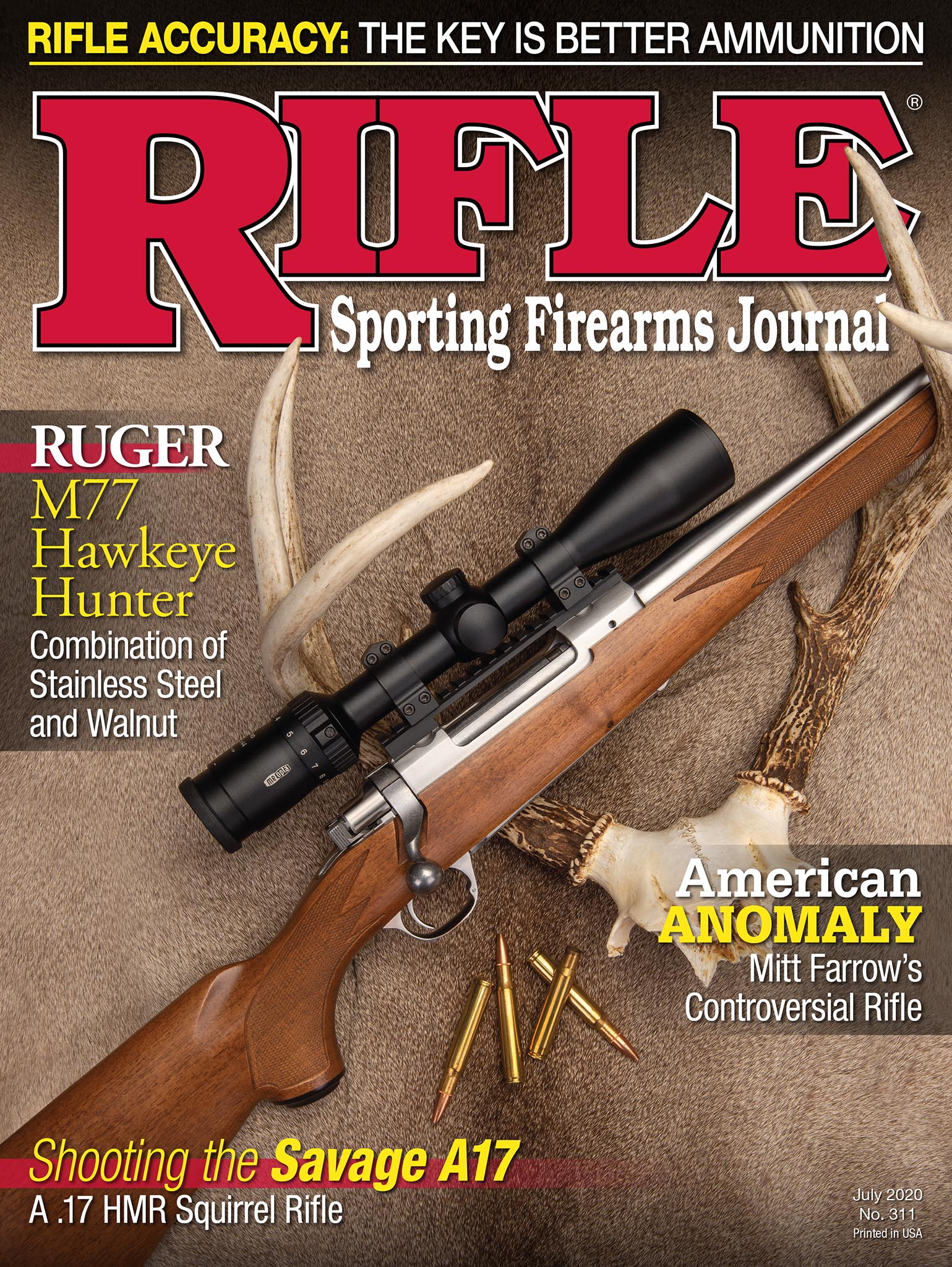 Rifle July/August 2020